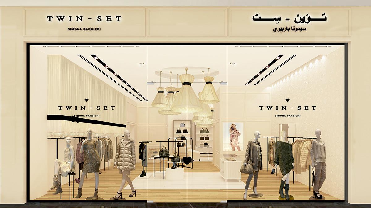 Twin Set – Doha – BP Architects 16ef0ea4a52