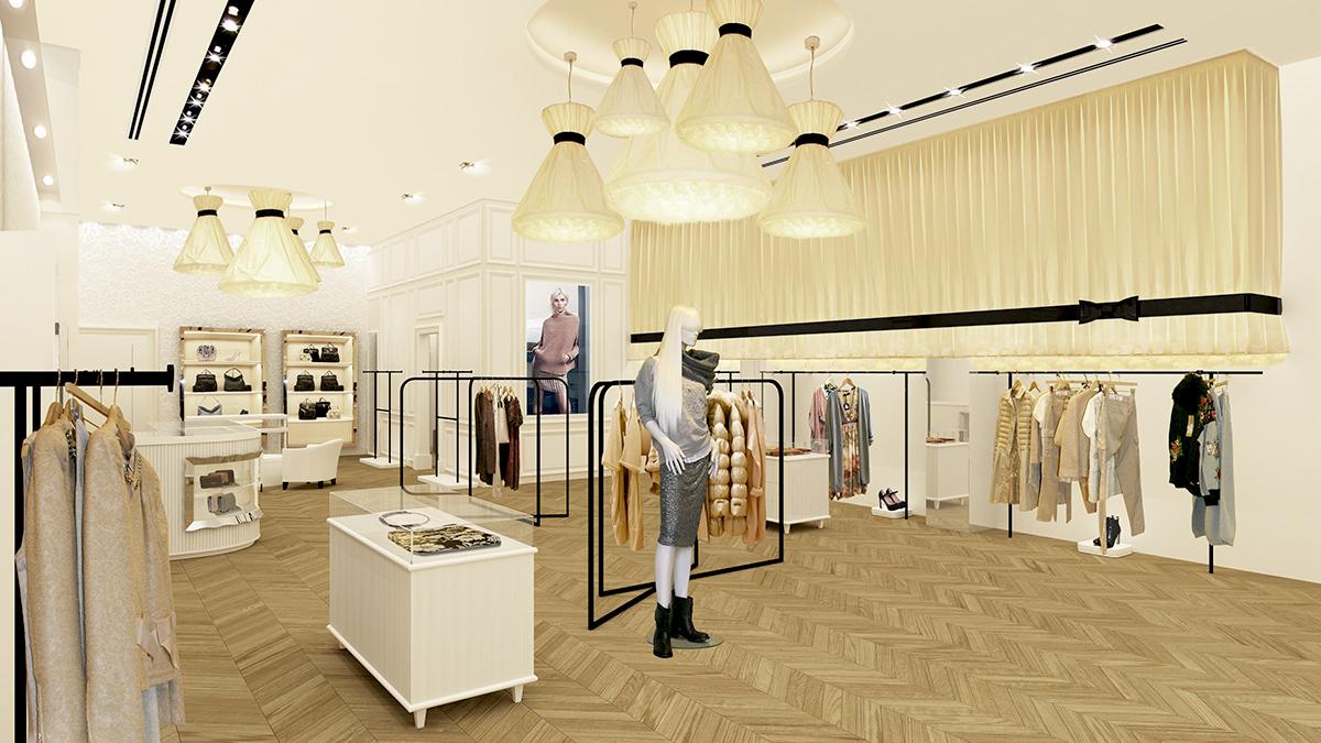 the latest 83e8c 16d47 Twin Set – Dubai (Dubai Mall) – BP Architects