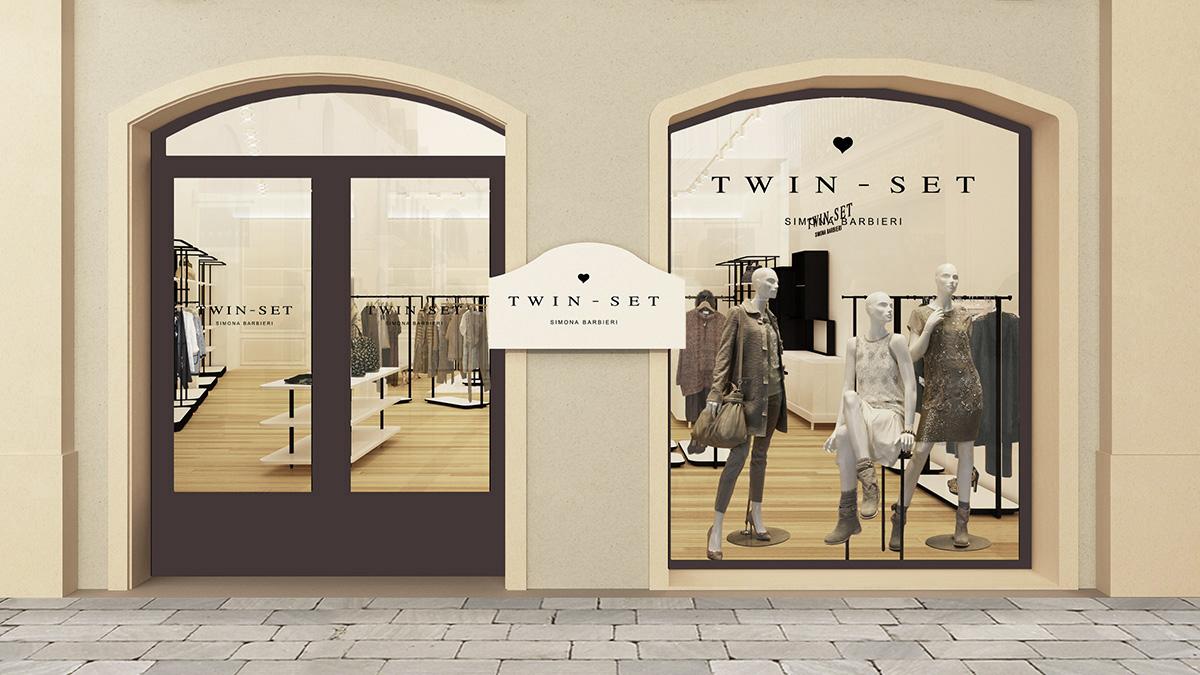 Twin Set – Barcellona (La Roca Village) – BP Architects 906685f08f6