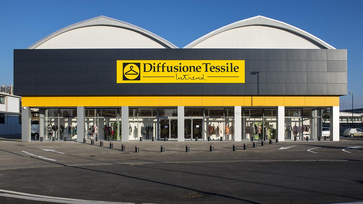 brand new 87ad2 2f685 Diffusione Tessile – Sesto Fiorentino – BP Architects
